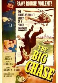 The Big Chase (1954) plakat