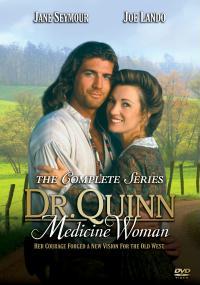 Doktor Quinn (1993) plakat