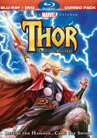 Thor: Opowieści Asgardu (2011) plakat