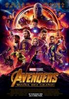 plakat - Avengers: Wojna bez granic (2018)