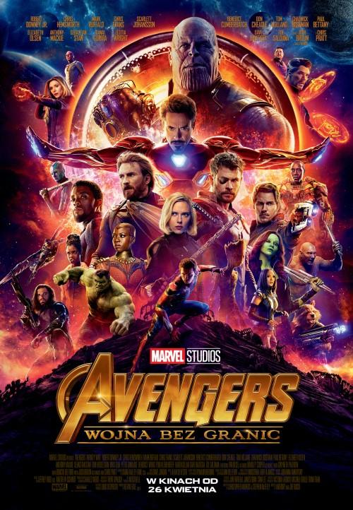 Avengers Wojna Bez Granic 2018 Filmweb