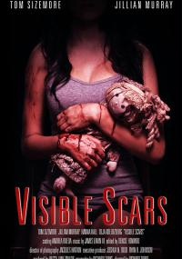Visible Scars (2012) plakat