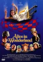 plakat - Alicja w Krainie Czarów (1999)