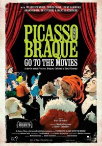 Picasso and Braque Go to the Movies (2008) plakat