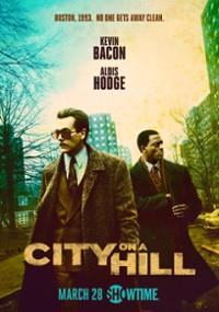 Miasto na wzgórzu (2019) plakat