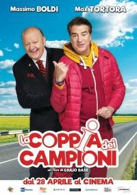 La coppia dei campioni (2016) plakat