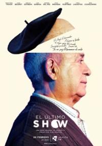 El último show (2020) plakat