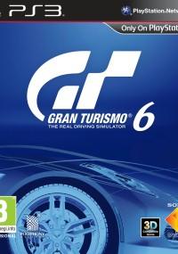 Gran Turismo 6 (2013) plakat