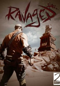 Ravaged (2012) plakat