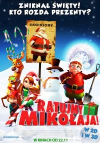 Ratujmy Mikołaja! (2013) plakat