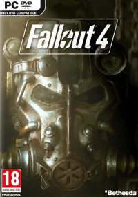 Fallout 4 (2015) plakat