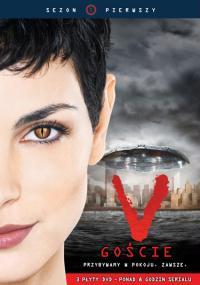 V: Goście (2009) plakat