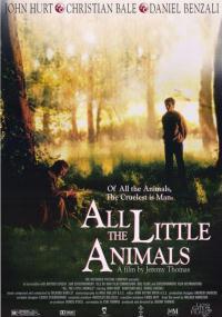Wszystkie małe zwierzątka (1998) plakat