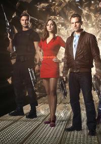 Primeval: Webisodes (2010) plakat