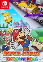 plakat - Paper Mario: The Origami King (2020)