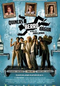 Quincas Berro d'Água (2010) plakat