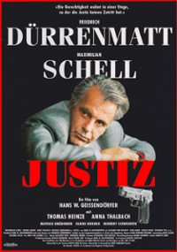 Organa sprawiedliwości (1993) plakat