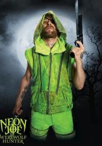 Neon Joe, Werewolf Hunter (2015) plakat