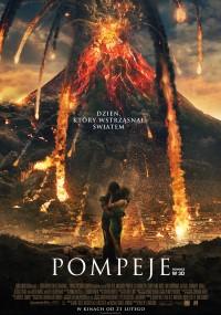 Pompeje (2014) plakat