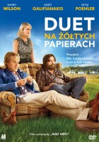 plakat - Duet na żółtych papierach (2013)