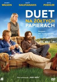 Duet na żółtych papierach (2013) plakat