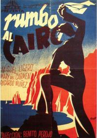 Rumbo al Cairo (1935) plakat