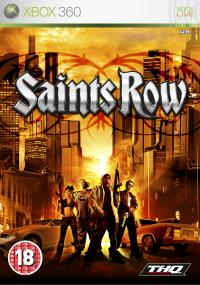 Saints Row (2006) plakat