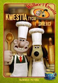 Wallace i Gromit: Kwestia tycia i śmierci (2008) plakat