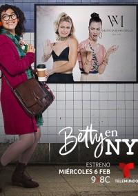 Betty en NY (2019) plakat