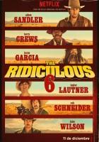 plakat - The Ridiculous 6 (2015)