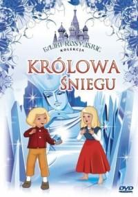 Królowa śniegu (1957) plakat