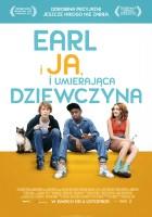 plakat - Earl i ja, i umierająca dziewczyna (2015)