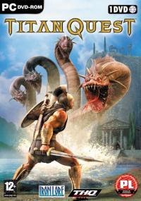 Titan Quest (2006) plakat