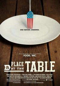 A Place at the Table (2012) plakat