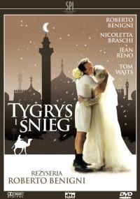 Tygrys i śnieg (2005) plakat