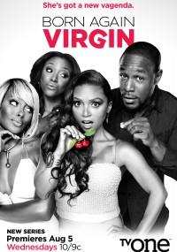 Born Again Virgin (2015) plakat