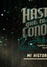 Hasta Que Te Conocí (2016) plakat