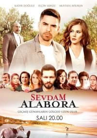 Sevdam Alabora (2015) plakat