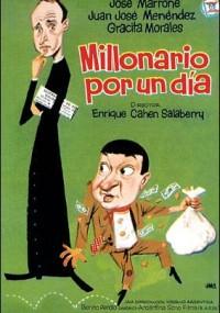 Millonario por un día (1963) plakat
