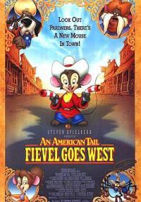 Amerykańska opowieść. Feiwel rusza na Zachód (1991) plakat