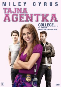Tajna agentka (2012) plakat