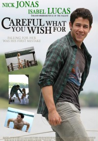 Careful What You Wish For (2015) plakat
