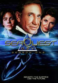 SeaQuest (1993) plakat