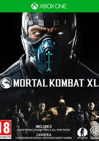 Mortal Kombat X (2015) plakat
