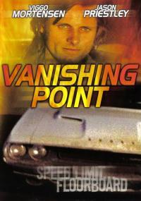 Znikający punkt (1997) plakat