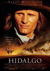 Hidalgo - ocean ognia (2004) plakat