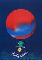 plakat - Mały Książę (1974)