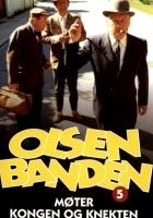 Olsen-banden møter kongen og knekten (1974) plakat