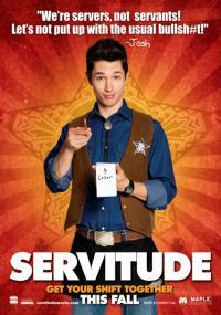 Servitude (2011) plakat
