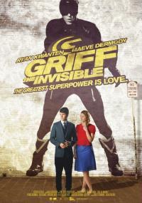 Niewidzialny Griff (2010) plakat
